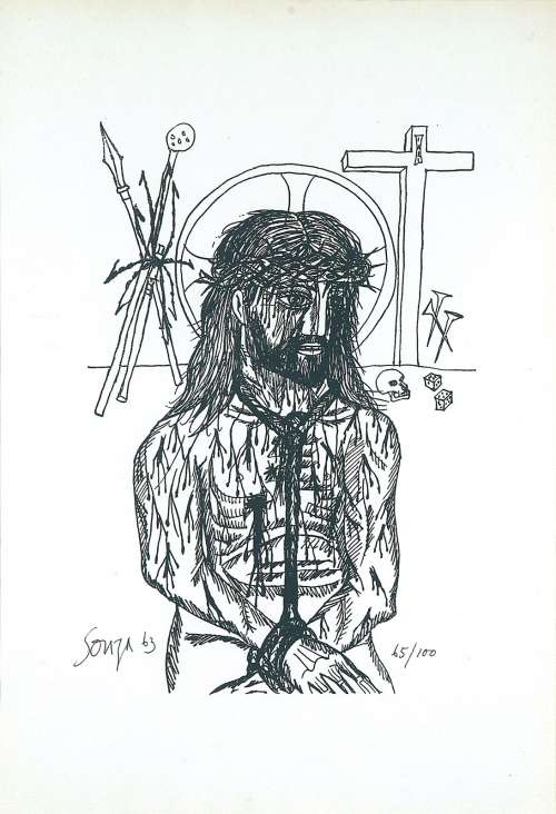Untitled (Christ) 1963