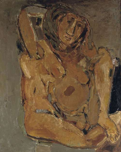 Untitled(Nude),1961